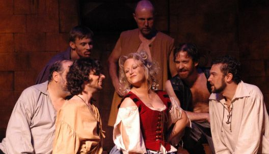 Man of La Mancha, September 2004