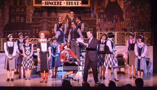 Thoroughly Modern Millie, 2015